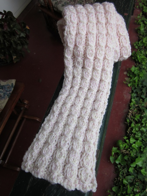 Mock Cable Knit Scarf Pattern : Pin by Dinah on Knitted Scarves Pinterest
