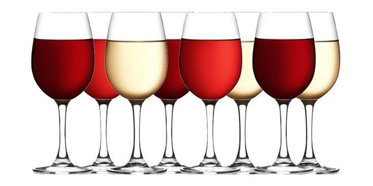 ¿Cuál es la temperatura adecuada para cada tipo de vino?