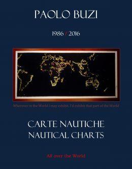 Paolo Buzi: 30th of my Nautical Charts - #theworld