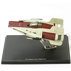 DeAgostini DASW07 Star Wars A-Wing Starfighter [With Collector Magazine]