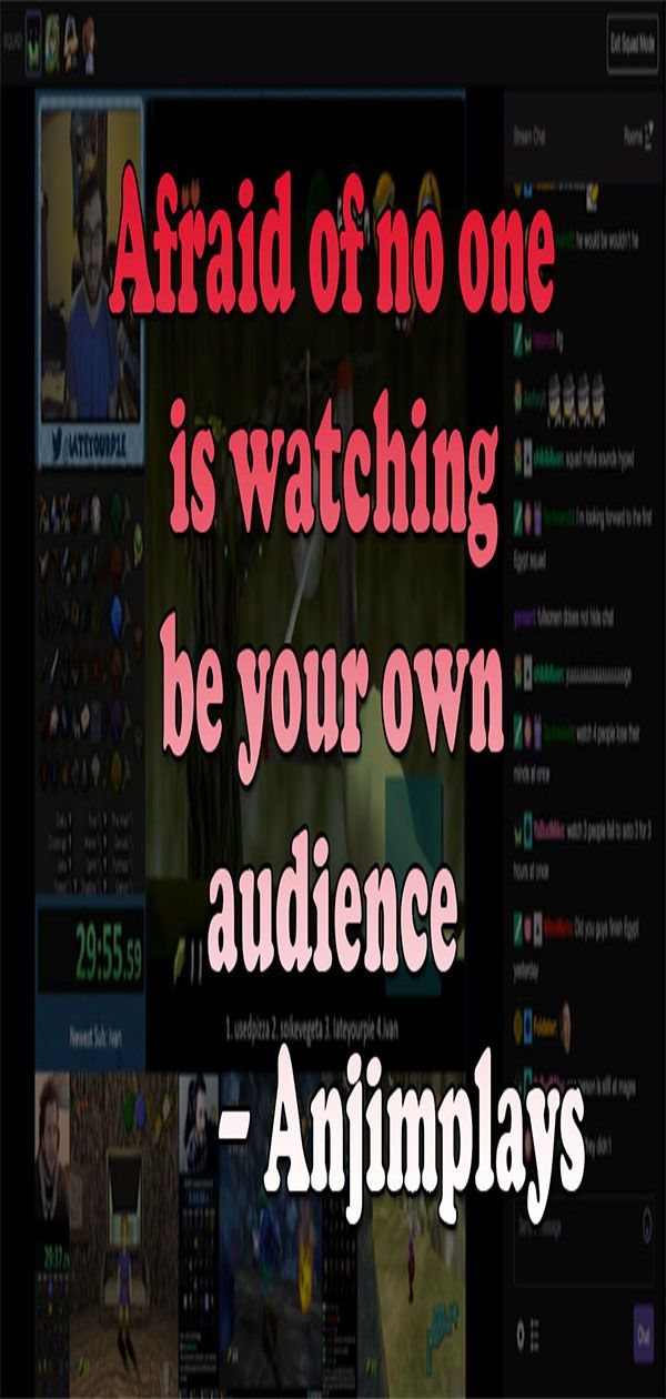 Twitch 0 Viewers Advice Twitch Advice Influencer