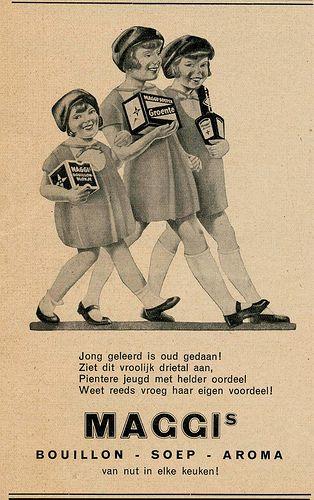 maggi 1931.