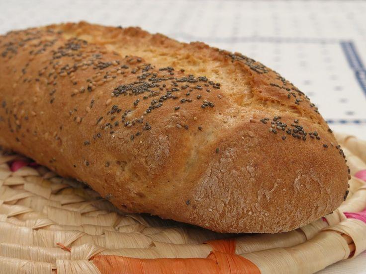 Dulce, Sano y Natural: Mezclas caseras de harinas para pan sin gluten