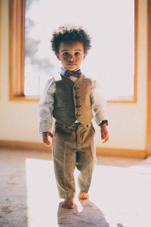 I'm multiracial and my girlfriend is Dominican. This is definitely our future son.