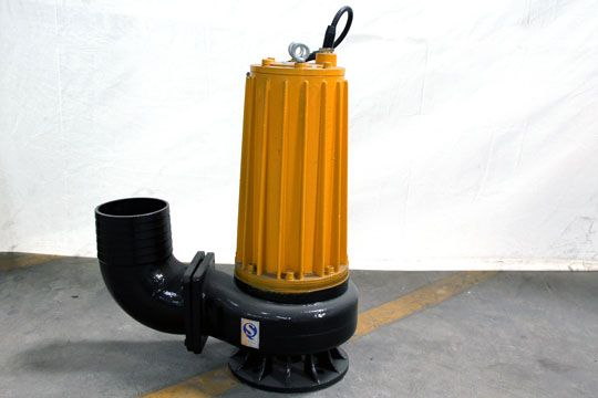 Non-clogging sewage pumps see more:http://www.welpumps.com/sewage-pump/non-clogging-sewage-pump/