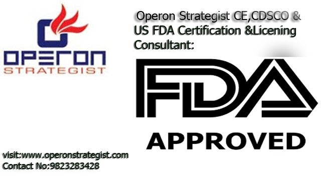 Operon Strategist is a regulatory affairs specialist providing regulatory consultancy to medical device, primary packing material & pharma manufacturers. We design the company quality system to meet all international guidelines so that your company is ready for audits & certifications from auditors from any part of the world.  Our services include: The medical device industry in India is regulated by Central Drugs Standard Control Organization (CDSCO) under the regulatory provisions.