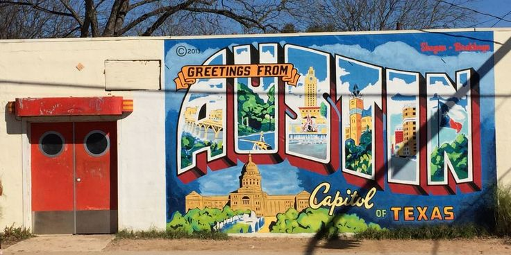 The 17 places you should definitely hit up if you're in Austin, Texas (hello, #SXSW goers!)