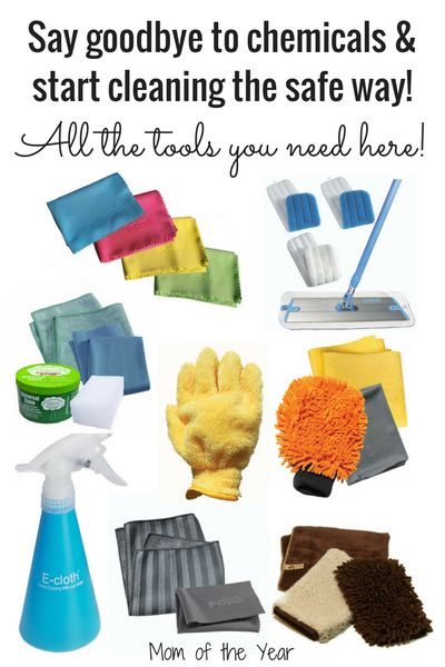 "Cleaning with just water most likely goes against everything you've ever been told about what ""clean"" means. After all, that bleachy smell means your home is clean, right? Unfortunately, what that means is your family is inhaling toxic fumes. Using a traditional cleaning product does not mean your home is getting cleaner."
