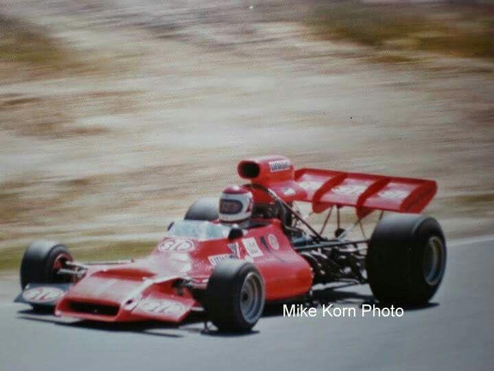 Graham McRae GM-1 F5000 1972