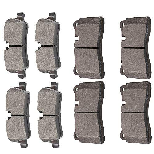 Rear Ceramic Brake Pads Fits Land Rover Range Rover Sport 2006-2009 Front