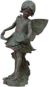 Emily the Suffolk Fairy Statue - Ships Separately