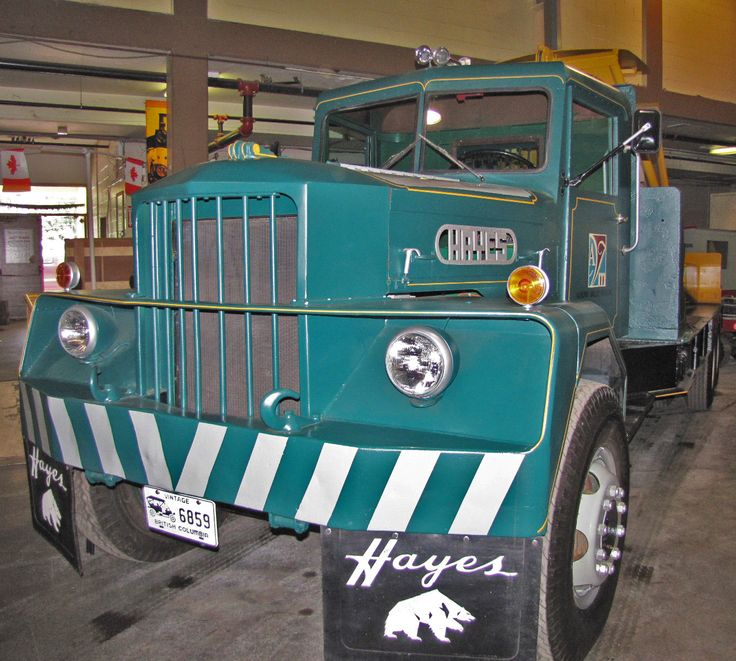 19 best industrial collection alberni valley museum for Hayes motor company trucks