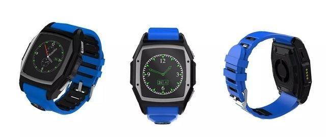 ot03 Three Anti GT68 Bluetooth Smart Watch For Android iOS Apple Phone Sport Intelligent Device With GPS Compass SIM & SD Card