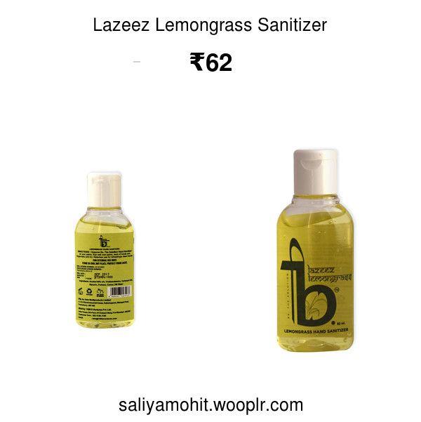 Lazeez Lemongrass Sanitizer Womens Fashion Stores Fashion Sale