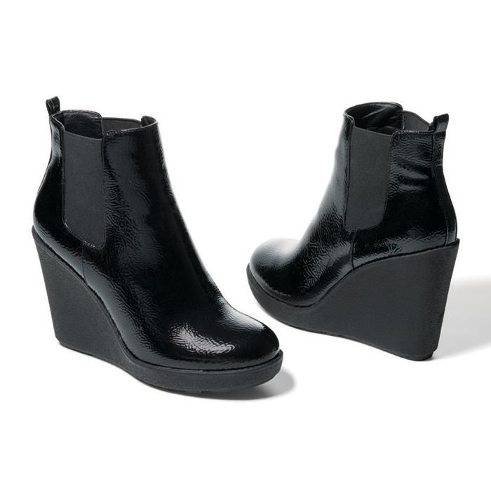 Image result for mark. rise & shine wedge bootie