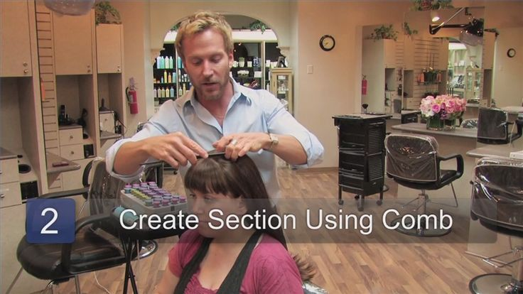 How to Use Hot Rollers in Hair | eHow UK