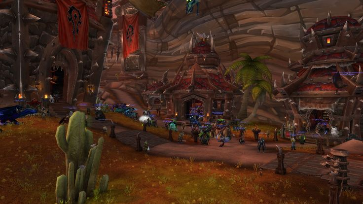 I use to stand alone in Org most nights. Legion has changed that. #worldofwarcraft #blizzard #Hearthstone #wow #Warcraft #BlizzardCS #gaming