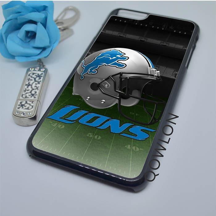 Detroit Lions Helmet iPhone 6 Plus | 6S Plus Case