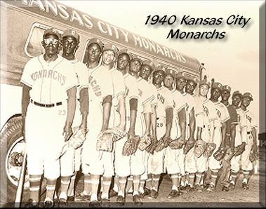 One of the teams from the Negro League before integration in 1947 when most of the Negro teams were no more.