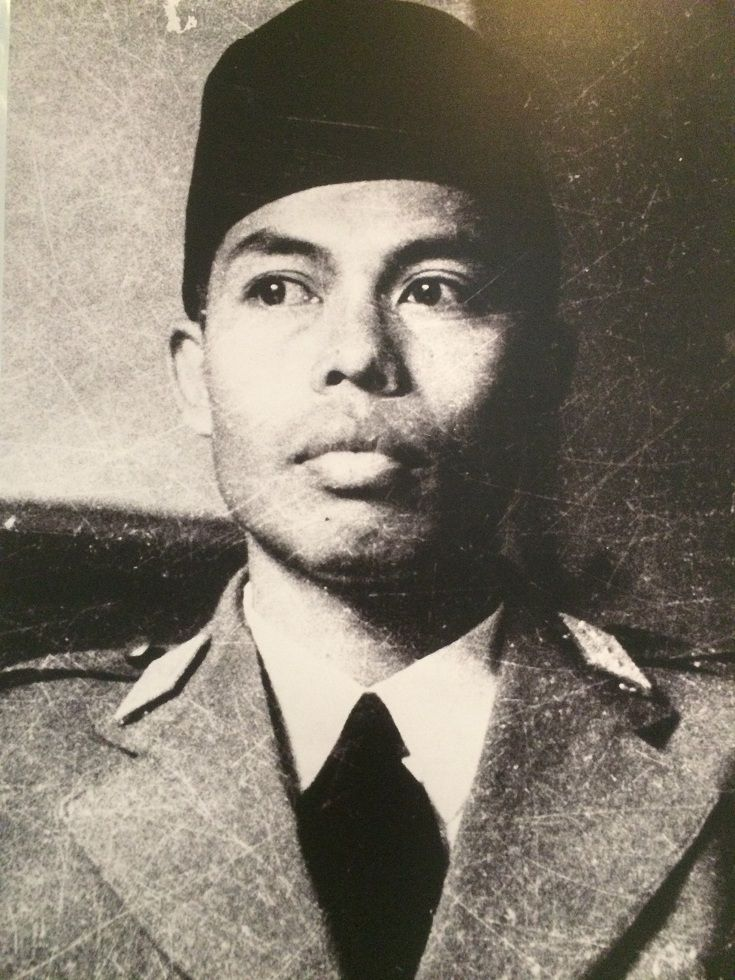 Jenderal Sudirman, Panglima Besar TNI dalam periode revolusi kemerdekaan. (IPPHOS-Koleksi Museum Mandala Bhakti Kodam IV Diponegoro).
