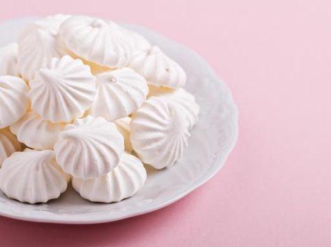 Meringue pour les nuls avec juste 50G de sucre par blanc.