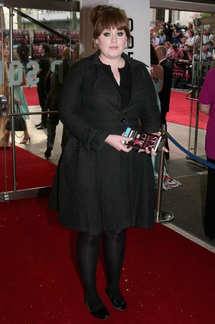 Adele Body Measurements