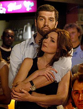 Jeremy Davidson (MSG Chase Moran) & Brigid Brannagh (Pamela Moran) - Army Wives