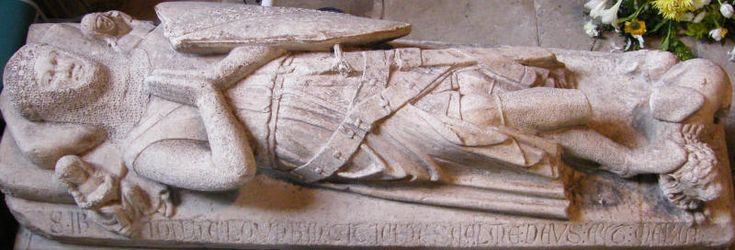 Lowdham - St Mary John de Lowdham 1318