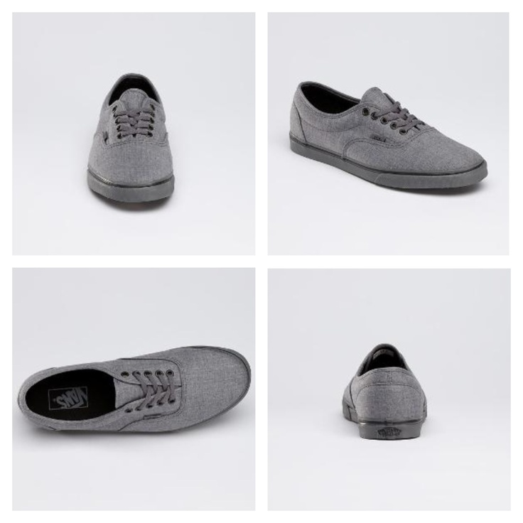 mens grey vans trainers
