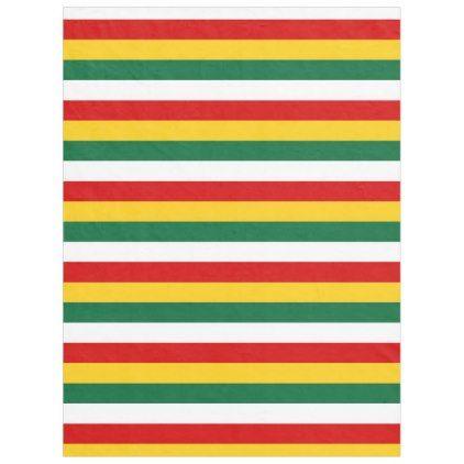 Suriname flag stripes lines pattern fleece blanket - patterns pattern special unique design gift idea diy