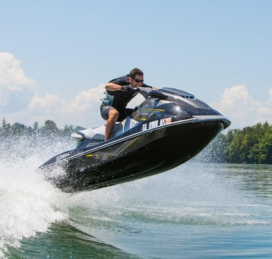 Play- this would be an add on to my cottage because jet skis are fun too whip around on a lake
