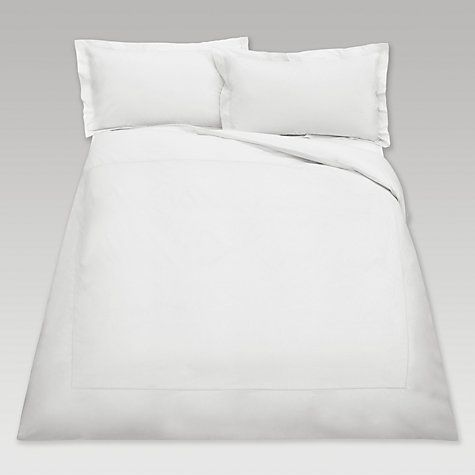 Buy Peter Reed Egyptian Cotton 2 Row Cord Duvet Covers Online at johnlewis.com