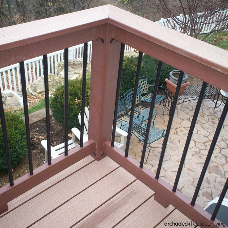 What's the best way to choose a deck rail design?  Well, it begins by narrowing down your options among a host of materials and styles.  | Deck Railing Ideas: How To Choose The Best Rail Design for Your Deck | archadeckwestcounty.com
