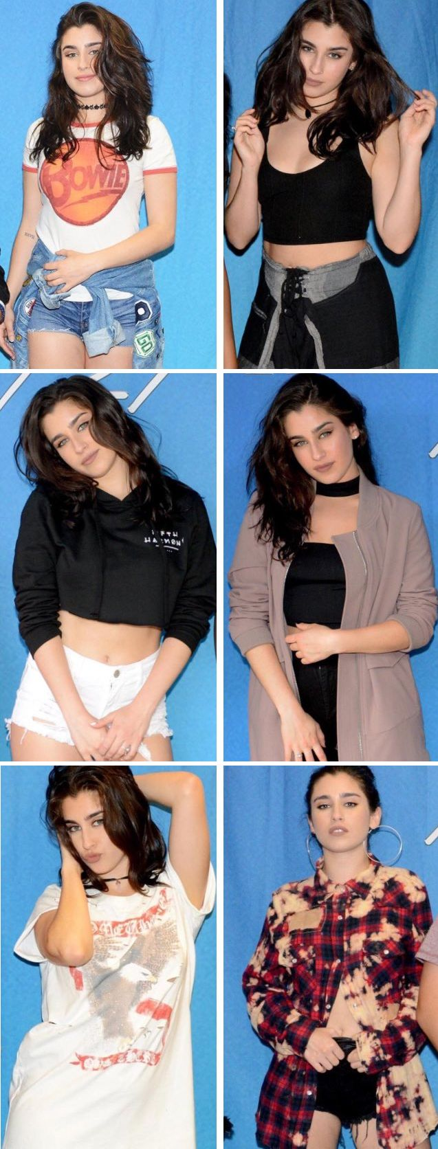 PROUDLY PRESENTING the best of lauren jauregui: meet & greet edition @pretyfuckindope
