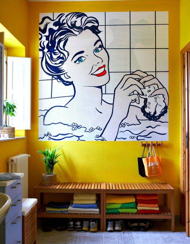 Denken Sie kreativ und brechen Sie die Regeln! Diesem Motto können Sie folgen, sogar wenn Sie Ihr kleines Bad gestalten. Hier sind einige Ideen, wie Sie...