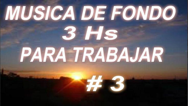 ✫ MUSICA AMBIENTAL PARA TRABAJAR EN LA OFICINA  - Background Music for W...
