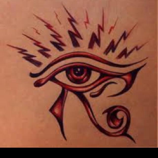 Mehndi Eye Tattoo : Henna tattoo eye makedes