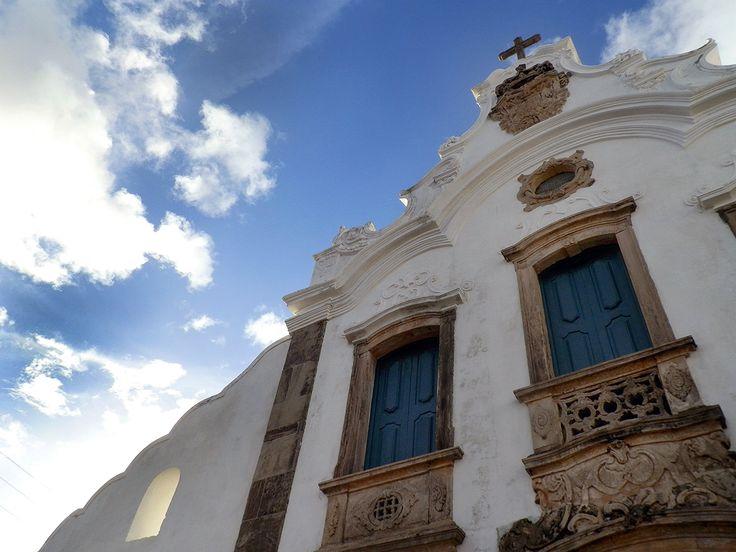 Igreja da Ordem Terceira de São Francisco /século XVIII / Marechal Deodoro / Alagoas / Brasil