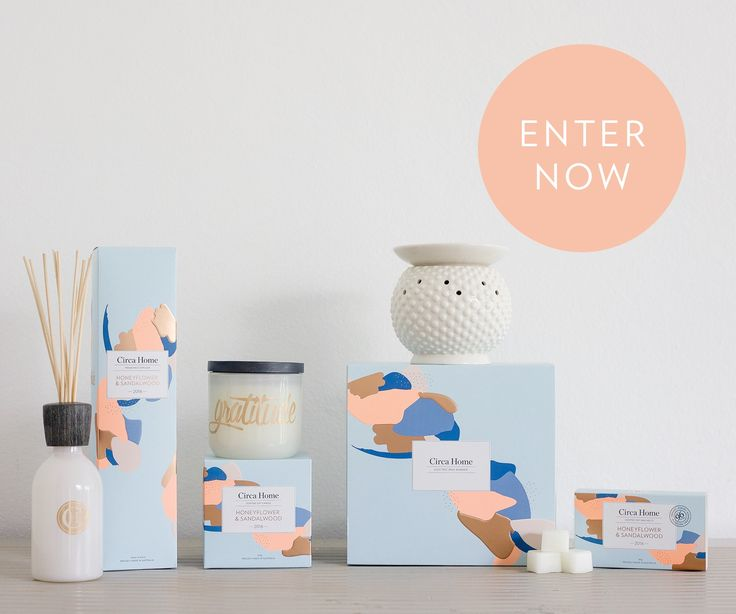 Win this bumper home fragrance hamper for yourself & mum this Mother's Day from Circa Home www.outofman.com
