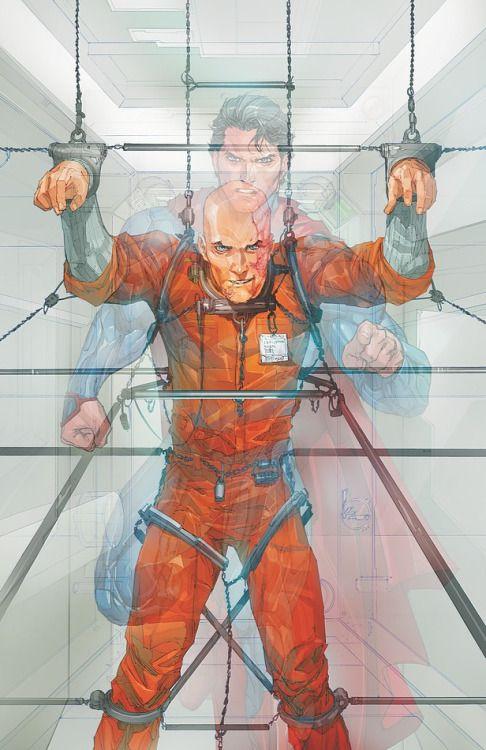 Kenneth Rocafort - Superman