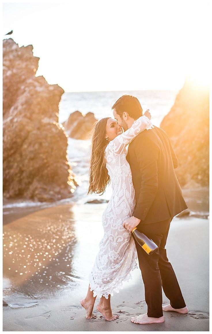 Pre wedding beach  kris tine kjimeno on Pinterest