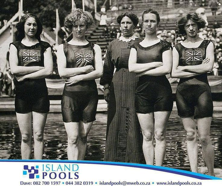 #ThrowbackThursday: Since the Olympic swimming events started being an item, it grew from 4 events for men only (1896) to 34 events in the 2008-2016 Olympics (17 men's and 17 women's). #IslandPools