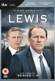 Inspector Lewis (2006 -2015) crime drama tv series  7.9 Inspector Robert Lewis and Sergeant James Hathaway solve the tough cases that the learned inhabitants of Oxford throw at them.   (There are no subtitles and the British accent was too hard for me to understand.   I didn't like the character of the woman captain.  )