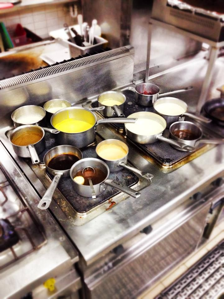 Pin By Lisa Allen On Chefs...bakers! | Pinterest | Restaurant Kitchen, Kitchen  Accessories And Kitchens