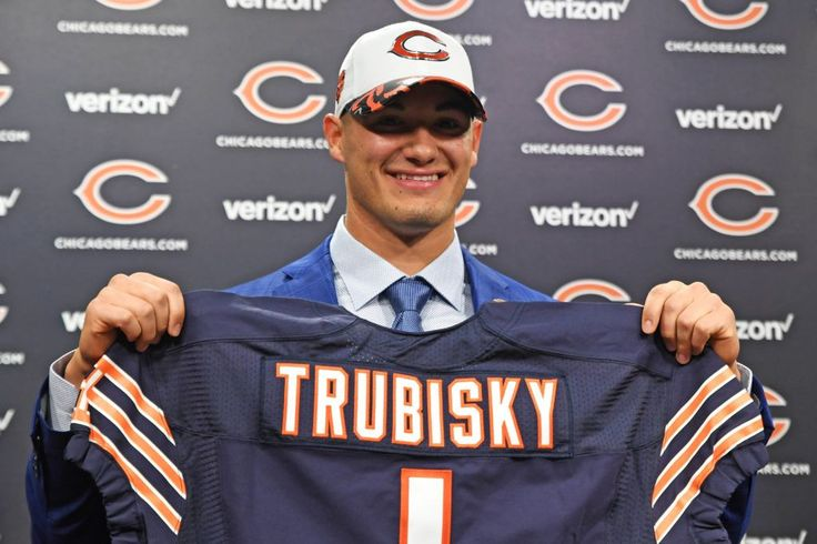 Comparing Jay Cutler trade to Mitch Trubisky trade