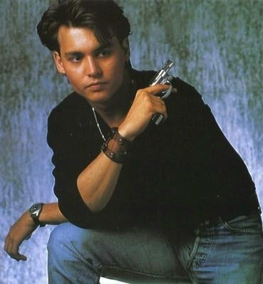1000+ images about 21 Jump Street on Pinterest | Toms, TVs ... Johnny Depp 21 Jump Street 1987