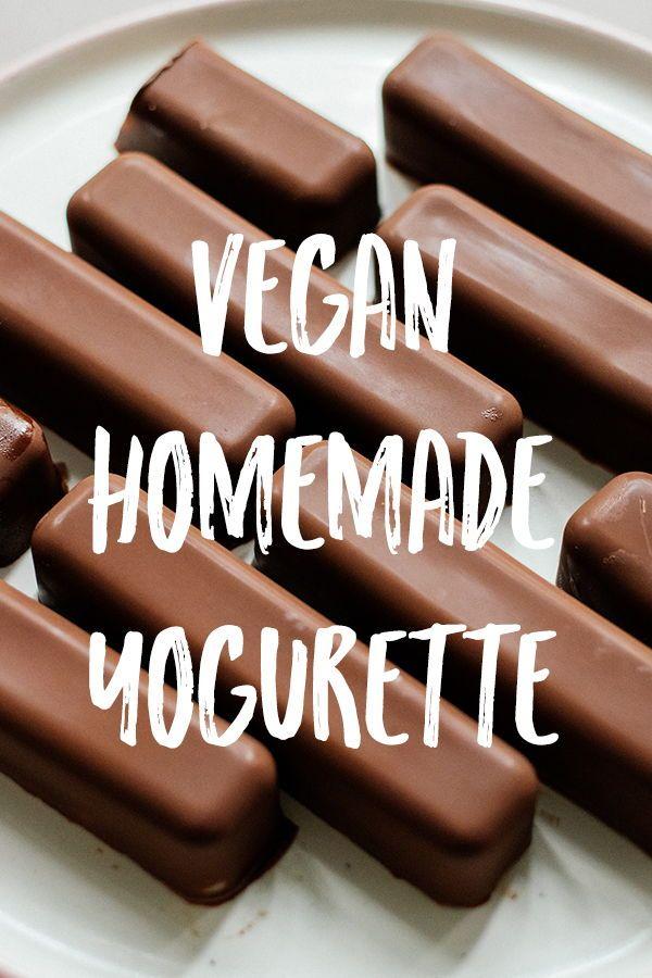 Vegan Yogurette Strawberry Chocolate Bars Recipe In 2021 Chocolate Strawberries Raspberry Crumble Vegan Sweets