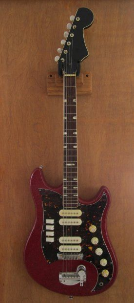 73 best images about VINTAGE AND COOL GUITARS on Pinterest ...