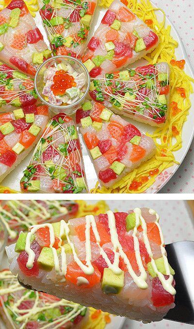 「寿司ケーキ」のおすすめ画像 17 件