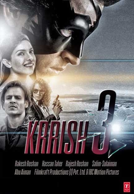 Krrish 3 is Bollywood superhero science fiction film. The film will continue the story of Rohit Mehra and his superhero son Krrish, after Koi... Mil Gaya and Krrish, this being the third film of the Krrish film series. Both the earlier films have received blockbuster status at the box office.